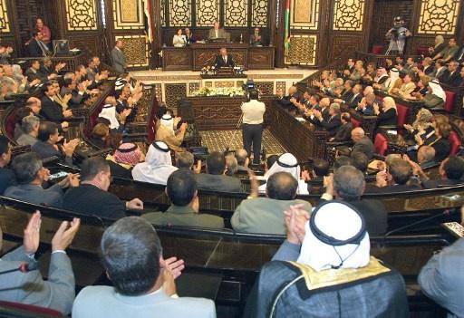 البرلمان السوري يناقش مشروع قانون الانتخابات الرئاسية والمعارضة تعتبره