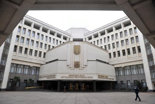 برلمان القرم يحتج لدى الامم المتحدة على اعتقال محافظ دونيتسك