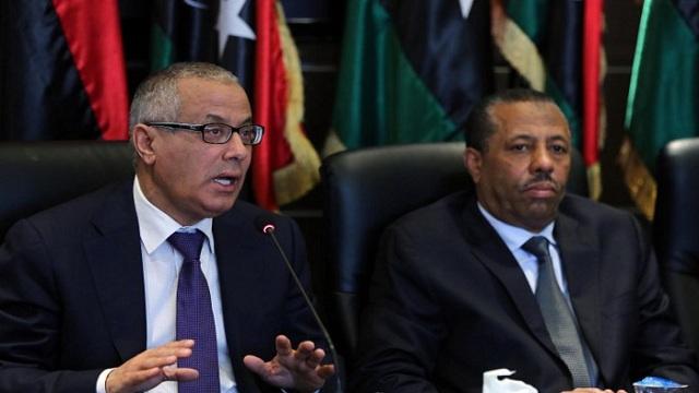 البرلمان الليبي يصوت بحجب الثقة عن زيدان ويكلف وزير الدفاع بالقيام بمهام رئيس الحكومة