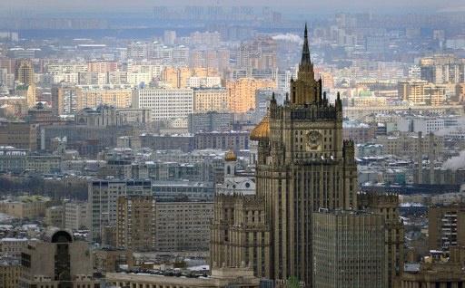 الخارجية الروسية تعرب عن قلقها حيال انتهاكات حقوق الصحافيين في أوكرانيا