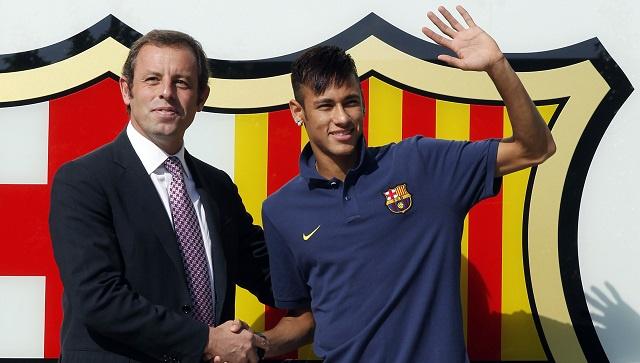 برشلونة يعترف بارتكابه مخالفة جنائية في صفقة نيمار و يرد المبالغ المختلسة