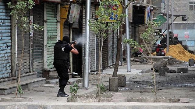 عناصر الأمن المصري يقتلون الطوخي