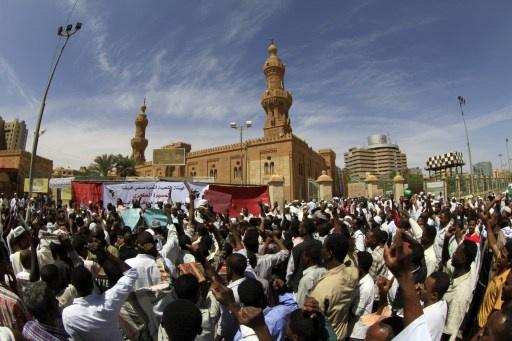 مقتل طالب في اشتباكات مع الشرطة السودانية بالخرطوم