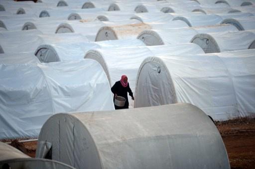 الأردن يفتتح مخيماً جديداً للاجئين السوريين نهاية ابريل/نيسان القادم
