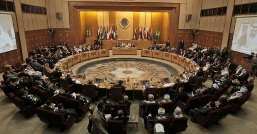 الجربا يبحث مع العربي مسألة شغل الائتلاف لمقعد سورية في الجامعة