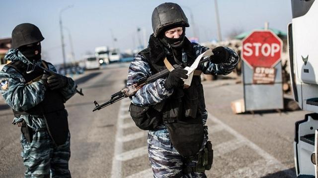 سلطات القرم: الأنباء عن احتجاز صحفيين أوكرانيين في شبه الجزيرة استفزازية