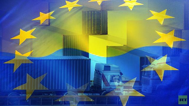 المفوضية الأوروبية تخفض بشكل مؤقت التعرفة الجمركية على البضائع الأوكرانية