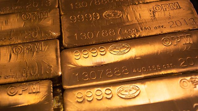 الذهب يرتفع لليوم الثاني على التوالي مسجلا أعلى مستوى في 5.5 شهرا