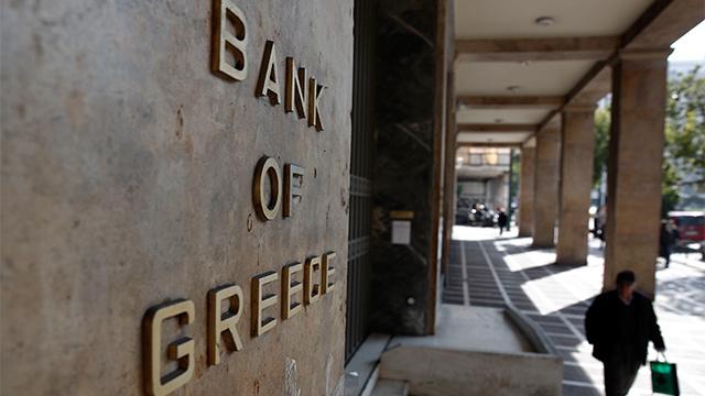 تباطؤ وتيرة انكماش الاقتصاد اليوناني في الربع الأخير من 2013