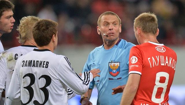 سبارتاك موسكو يودع كأس روسيا من الباب الخلفي على يد فريق مغمور