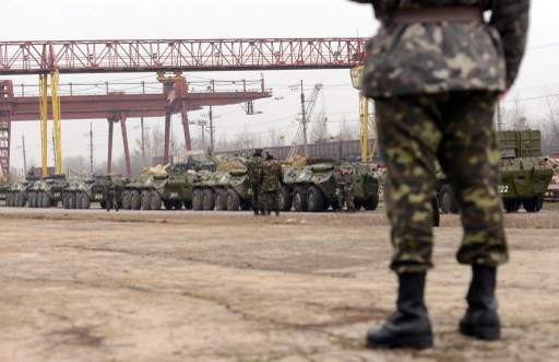 رئيس اركان القوات المسلحة الاوكرانية السابق يحذر الجيش من الانجرار الى نزاع مسلح