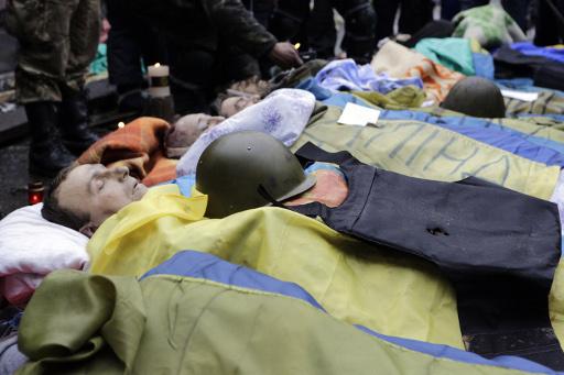 بوشكوف: قضية القناصة الاوكرانيين مازالت تثير الجدل بين البرلمانيين الاوروبيين