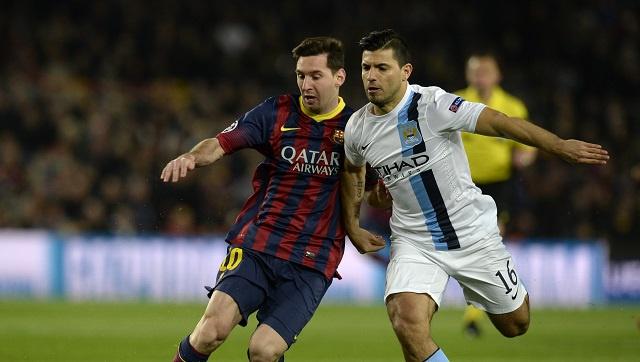 برشلونة يؤكد علو كعبه على مانشستر سيتي ويبلغ ربع نهائي دوري الأبطال