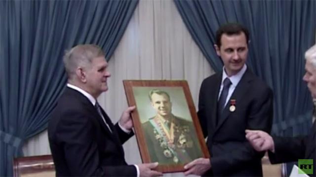 بالفيديو.. بشار الأسد يستقبل وفدا برلمانيا من مدينة بطرسبورغ الروسية