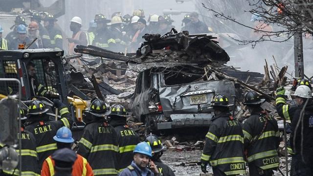 ارتفاع حصيلة قتلى انفجار منهاتن بنيويورك الى 6