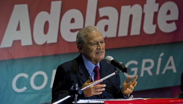 زعيم سابق للمتمردين في السلفادور يفوز بمنصب الرئاسة