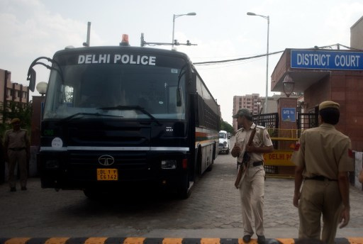 المحكمة العليا في دلهي تبقى حكم الاعدام بحق رجال ادينوا في جريمة اغتصاب جماعي