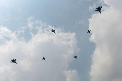 مينسك: وصول 6 مقاتلات روسية من طراز سوخوي و3 طائرات نقل عسكرية إلى بيلاروس