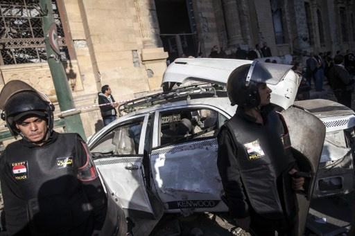الحكومة المصرية توافق على تعديل في قانون مكافحة الإرهاب