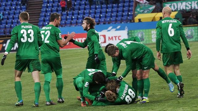 توم يكمل عقد المتأهلين إلى ربع نهائي كأس روسيا