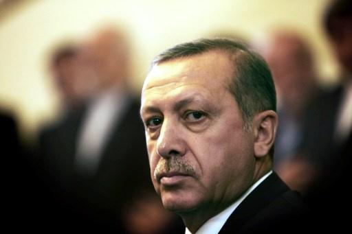 اردوغان يتهم معارضيه