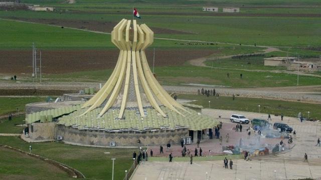 حلبجة محافظة رابعة لإقليم كردستان العراق