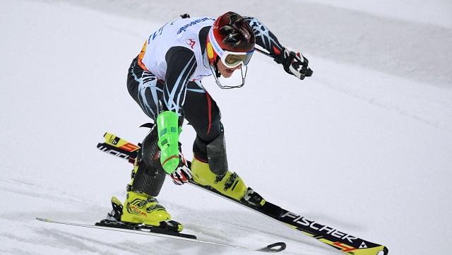 الروسي بوغايف يتوج بذهبية سباق التعرج في سوتشي