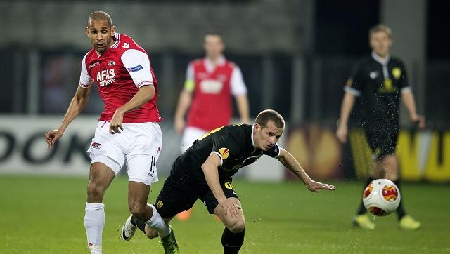 أنجي الروسي يخسر خارج دياره أمام ألكمار الهولندي في الدوري الاوروبي