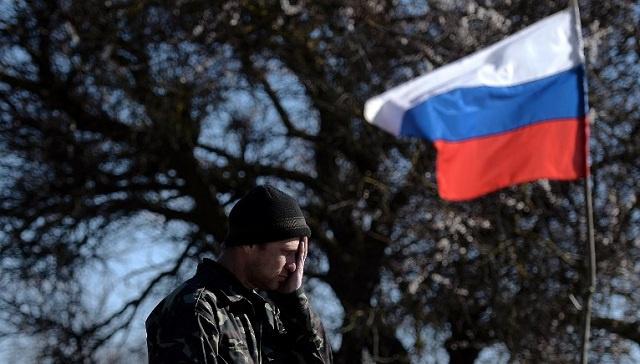كييف تشتكي موسكو إلى المحكمة الأوروبية والأخيرة تدعو الى تجنب استخدام القوة