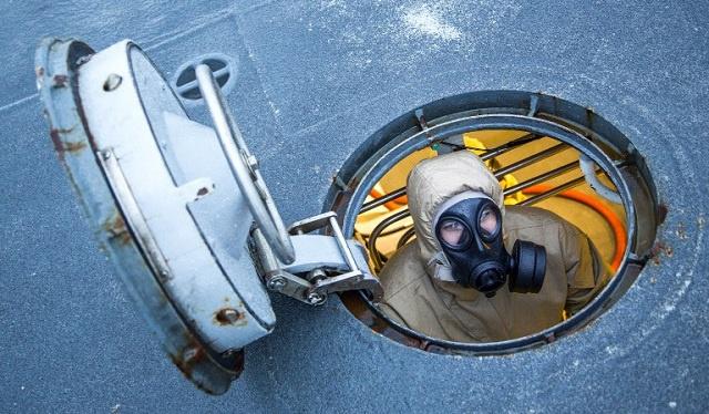 كيري: الوضع حول الأسلحة الكيميائية السورية مازال يمثل تحديا بالنسبة لنا