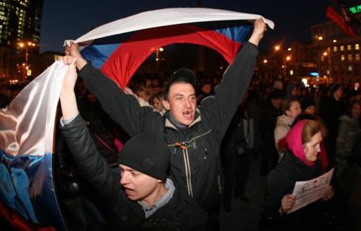 مقتل شخص في اشتباكات بدونيتسك شرقي أوكرانيا