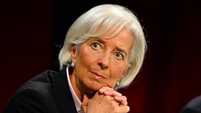 لاغارد: صندوق النقد سيبدأ المفاوضات مع أوكرانيا بشأن برنامج الإصلاح