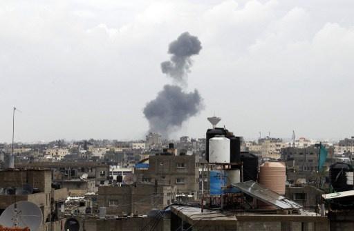 هدوء حذر في غزة بعد غارات إسرائيلية