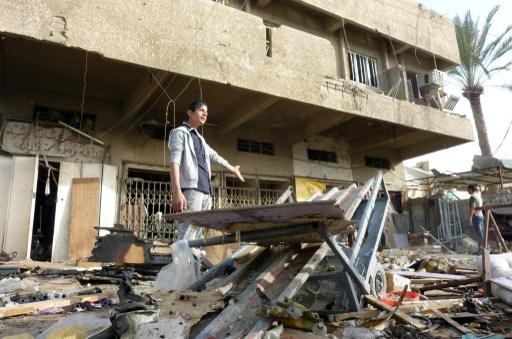 تفجيرات تستهدف أسواقا شعبية في بغداد وارتفاع حصيلة ضحايا تفجير راوة