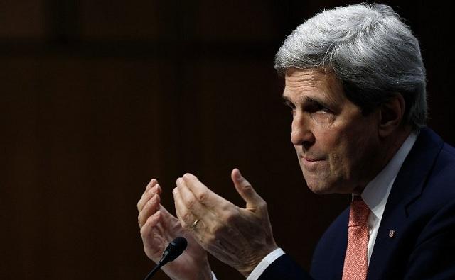 كيري: الأسد لم يخسر والأزمة السورية لن تحل عسكريا