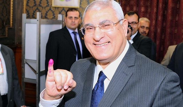 الرئيس المصري: سيكون لمصر رئيس منتخب بعد شهرين ونصف