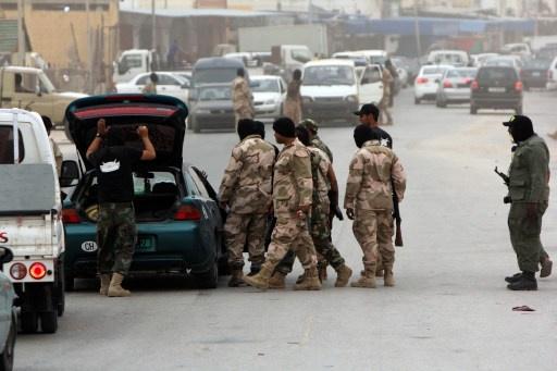 السلطات الليبية توقف عشرات المصريين في طرابلس للتأكد من أوراقهم الثبوتية