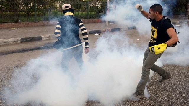 تظاهرات لأنصار الرئيس المعزول في عدة محافظات مصرية