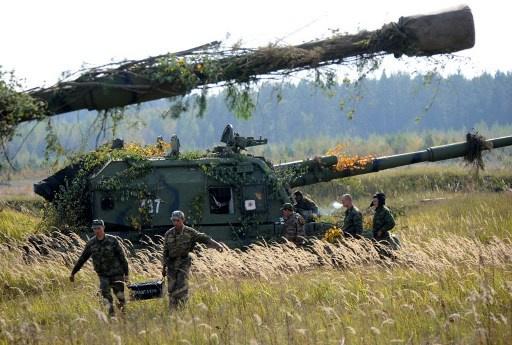 مينسك: التعاون العسكري مع موسكو غير موجه ضد دول اخرى