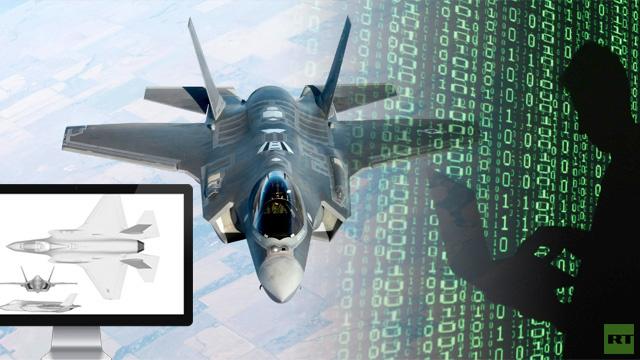 أمريكا تتهم الصين بسرقة تكنولوجيا صنع مقاتلة