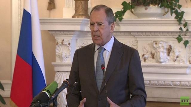 لافروف: سنحترم قرار شعب القرم في الاستفتاء ونختلف في الرؤية مع واشنطن حيال اوكرانيا
