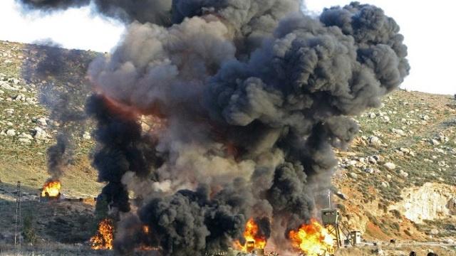 قصف إسرائيلي بالمدفعية على مناطق جنوب لبنان