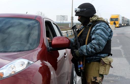 انقطاع الاتصال بصحفي روسي اثر توقيفه عند الحدود الاوكرانية