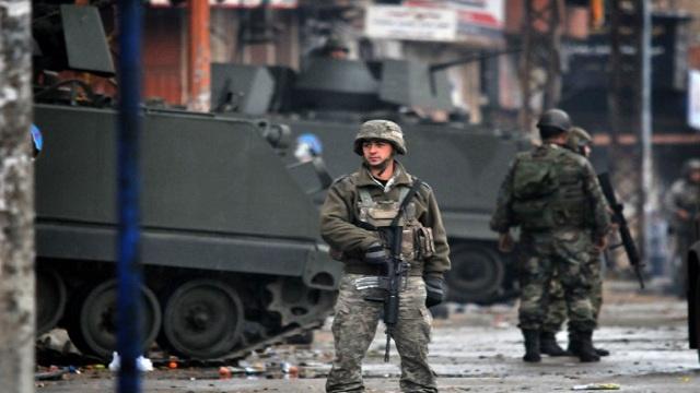ارتفاع حصيلة اشتباكات طرابلس إلى 5 قتلى 39 جريحا