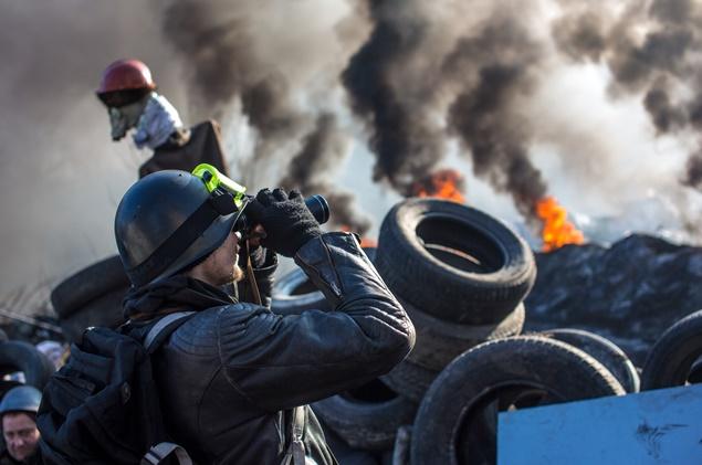 إيتار-تاس: تبادل إطلاق النار في شوارع مدينة خاركوف بشرق أوكرانيا