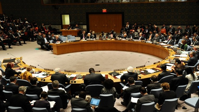 مجلس الأمن يمدد عمل بعثته في ليبيا