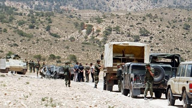 الجيش الجزائري يقضي على 7 متشددين حاولوا التسلل إلى البلاد