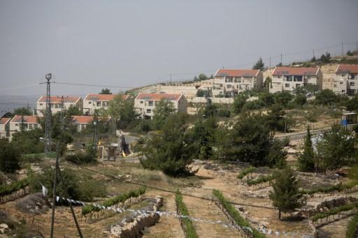 اسرائيل تعتزم الاستيلاء على 100 دونم في الضفة الغربية