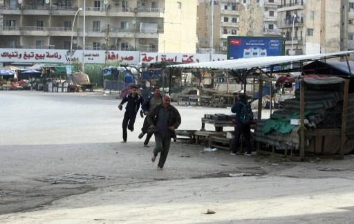 مقتل شخصين في مواجهات طرابلس واصابة 5 عسكريين لبنانيين