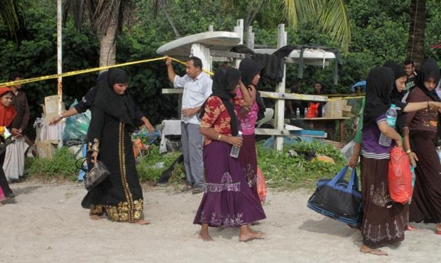 ماليزيا تلقي القبض على لاجئين غير شرعيين أتراك الجنسية